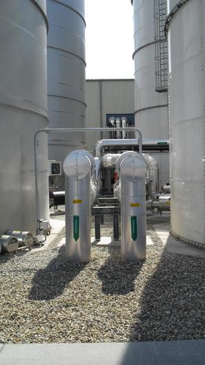 Werkzaamheden Denim Water Plant Maasvlakte | RWB Almelo