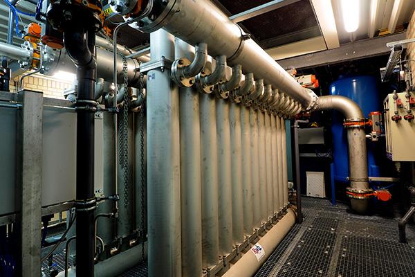 Spoelwaterhergebruik PB Wierden | RWB Almelo