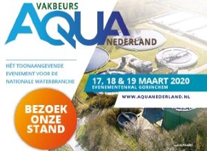 RWB Aqua NL Vakbeurs Gorinchem 2020